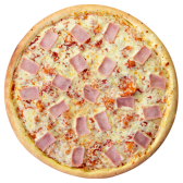 Pizza Vesuvio duża
