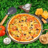 ვეგეტარიანული პიცა