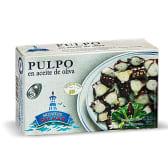 Pulpo aceite oliva Secretos Del Mar (115 g.)