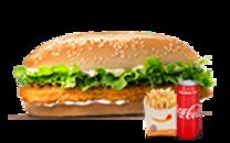 ქათმის როიალის მენიუ/Chicken Royal Menu