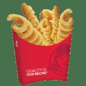 დახვეული კარტოფილის ფრი/Twisted Fries