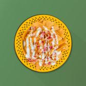 Guttiau, grana Bella Lodi e pancetta