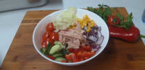Salata cu ton 350g