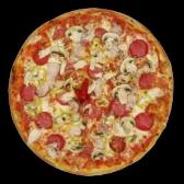 Піца BBQ (30см) (гостра)