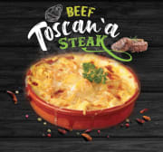 Toscan'a Steak