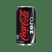 კოკა-კოლა ზერო, 0.33ლ.