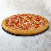 Pizza Ham & Bacon Blat Pan Ø medie