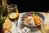 Курка тандурі масала з рисом басматі (370г)