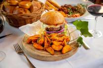 Lovački burger