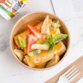Млинці з сиром та карамельним соусом (370г)