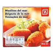 Muslitos de mar caja 250 gr