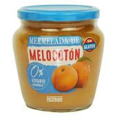 Mermelada de melocotón 0% azúcares añadidos