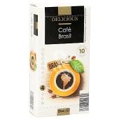 Café brasil 10 cápsulas caja 52 gr
