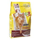 Alimento para gato adulto con buey, pollo y verduras