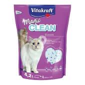 Arena para gatos perlas gel silice