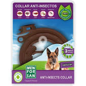Collar repelente para perros con margosa