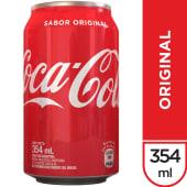 Coca Cola Lata 354Ml