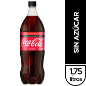 Coca Cola Sin Azucar 1.75L