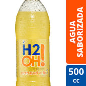 H2Oh Naranchelo 500Ml