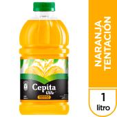 Cepita Botella Naranja 1L