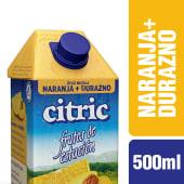 Citric Naranja/Durazno 500 Ml