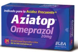 Aziatop - 20 Mg X 14 Caps