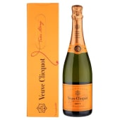 Champagne Veuve Clicquot Brut cl. 75 Ast