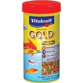 Alimento para peces de agua fría