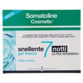 Somatoline Cosmetic, snellente 7 notti Ultra Intensivo gel fresco 400 ml