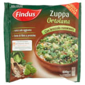 Findus, Zuppa Ortolana con broccolo romanesco surgelato 500g