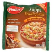 Findus, Zuppa Tradizionale con avena integrale surgelata 500 g