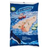 Blu Mares, filetti di merluzzo atlantico congelati 1 kg