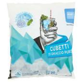 Ice Cube, ghiaccio alimentare in cubetti pronti all'uso 1,25 kg