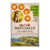 Comida Naturally húmeda con cordero para gatos