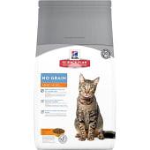 Feline Adult no grain pienso para gatos adultos sensibles a los cereales con sabor a pollo