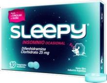 Sleepy X10 Comprimidos