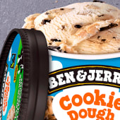 Helado Ben & Jerry's Cookie Dough (465ml)