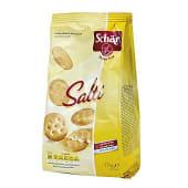Galletas cracker pequeños sin gluten