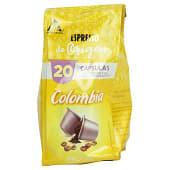 Café espresso colombia