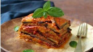 Parmigiana de Berenjenas receta tradicional