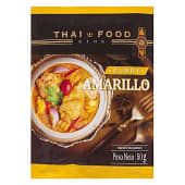 Curry amarillo (concentrado en pasta para hacer salsa)