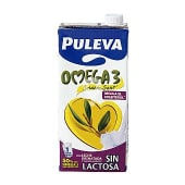 Preparado lácteo con leche desnatada y omega 3 sin lactosa