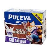 Batido al cacao sin lactosa