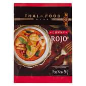 Curry rojo (concentrado en pasta para hacer salsa)