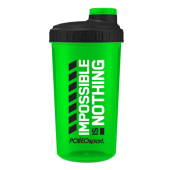 Polleo Sport shaker 700ml Impossible Is Nothing