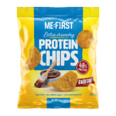 ME:F1RST Extra Crunchy Protein Chips 25g Barbecue