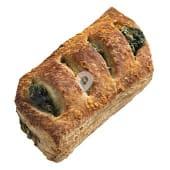 Hojaldre con kale y espinacas horno (venta por unidades)