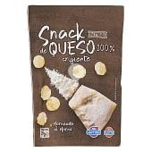 Aperitivo snack de queso crujiente