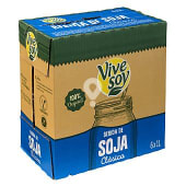 Bebida soja clasica 100% vegetal