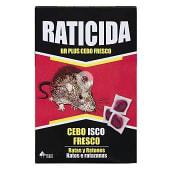 Raticida (cebo fresco)